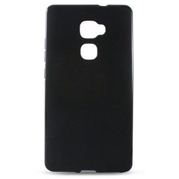 Huawei Mate S Ksix Flex TPU-Kotelo Musta