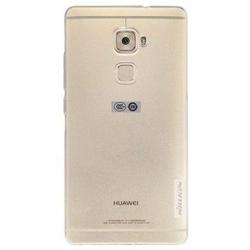 Huawei Mate S Nillkin Nature TPU Suojakuori Valkoinen