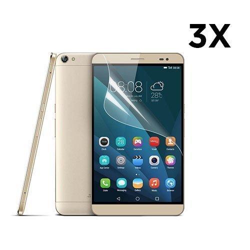 Huawei Mediapad M2 8.0 Kirkas Lcd Näytön Suojakalvo 3kpl Pakkaus