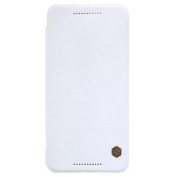 Huawei Nexus 6P Nillkin Qin Sarjan Läppäkotelo Valkoinen