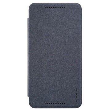 Huawei Nexus 6P Nillkin Sparkle Sarjan Läppäkotelo Musta