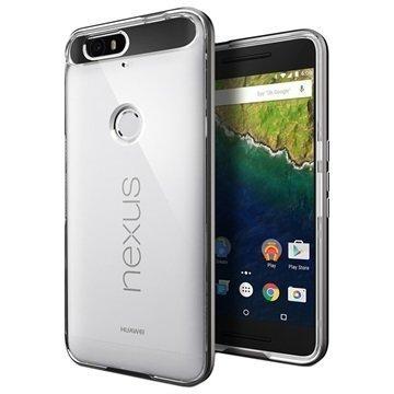 Huawei Nexus 6P Spigen Neo Hybrid EX Suojakotelo Asemetalli