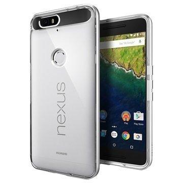 Huawei Nexus 6P Spigen Neo Hybrid EX Suojakotelo Satiinihopea