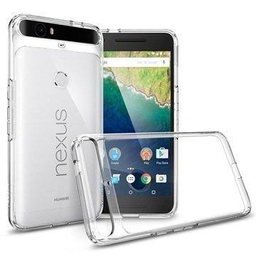 Huawei Nexus 6P Spigen Ultra Hybridikotelo Kristallinkirkas