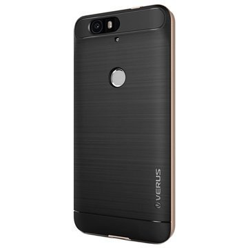 Huawei Nexus 6P Verus High Pro Shield Series Kotelo Hohtava Kulta