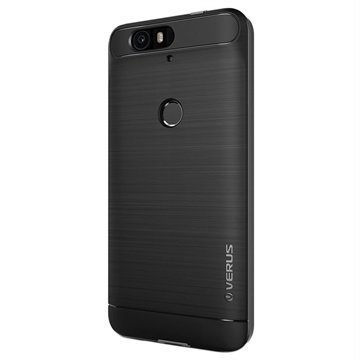 Huawei Nexus 6P Verus High Pro Shield Series Kotelo Teräksisen Hopea