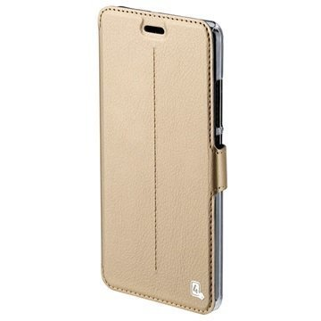 Huawei Nova 4smarts Supremo Book Läppäkotelo Kulta