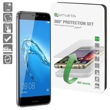 Huawei Nova Plus 4smarts 360 Suojaussetti Läpinäkyvä