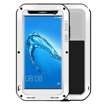 """Huawei Nova Plus G9 Plus Love Mei Powerful Suojakotelo â"""" Valkoinen"""