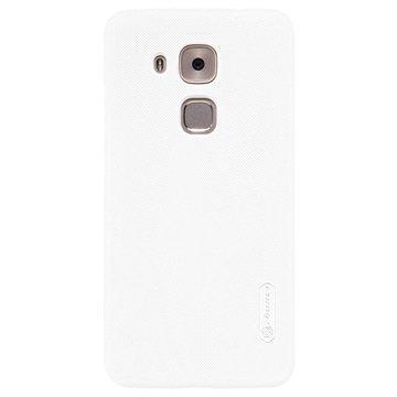 Huawei Nova Plus G9 Plus Nillkin Frosted Suojakotelo Valkoinen