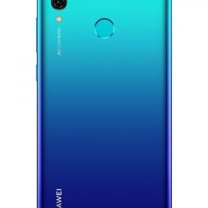 Huawei P Smart 2019 Aurora Blue Puhelin + Color Band A2 Musta