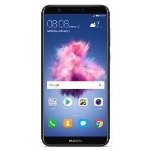 Huawei P Smart Musta Dual Sim Puhelin