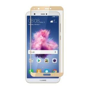 Huawei P Smart Panssarilasi 2.5d Full Cover Kulta