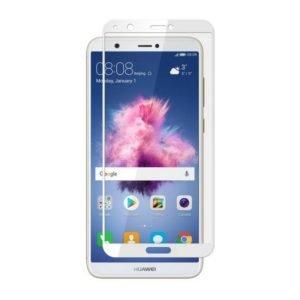 Huawei P Smart Panssarilasi 2.5d Full Cover Valkoinen