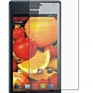 Huawei P1 Näytön Suojakalvo Kirkas