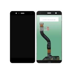 Huawei P10 Lite Näyttö Musta