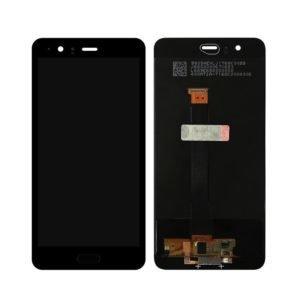 Huawei P10 Plus Näyttö Musta