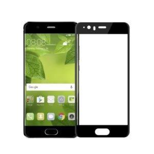 Huawei P10 Plus Panssarilasi 2.5d Full Cover Musta