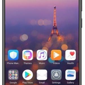 Huawei P20 64 Gt Dual Sim Musta Puhelin