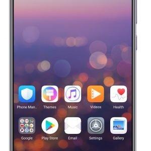Huawei P20 64 Gt Dual Sim Twilight Puhelin