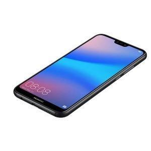 Huawei P20 Lite 64 Gt Musta Puhelin