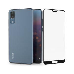 Huawei P20 Panssarilasi 2.5d Full Cover