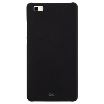 Huawei P8 Lite Case-Mate Barely There Kotelo Musta