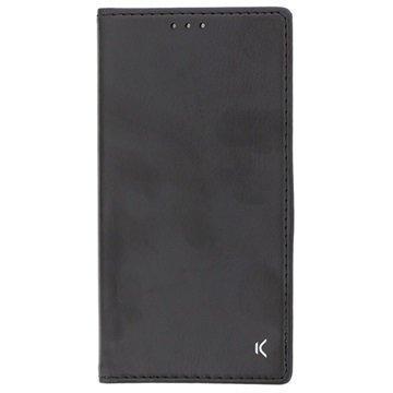 Huawei P8 Lite Ksix Taitettava Kotelo Musta