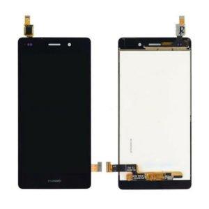 Huawei P8 Lite L21 Näyttö Musta