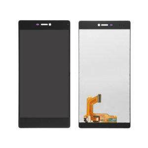 Huawei P8 Näyttö Musta