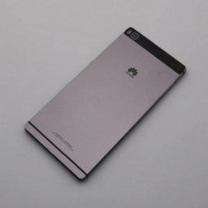 Huawei P8 Takakansi Harmaa