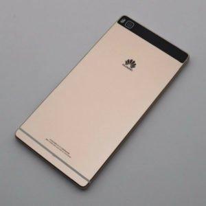 Huawei P8 Takakansi Kulta