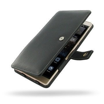 Huawei P8max PDair Leather Case 3BHW8PBX1 Musta