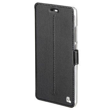 Huawei P9 4smarts Supremo Book Läppäkotelo Musta