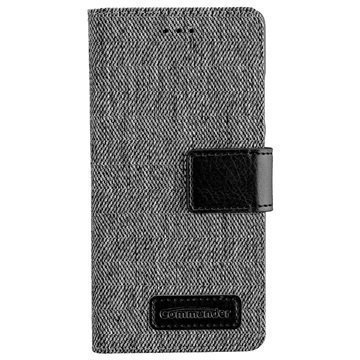 Huawei P9 Commander Book Kuoret Dress Grey