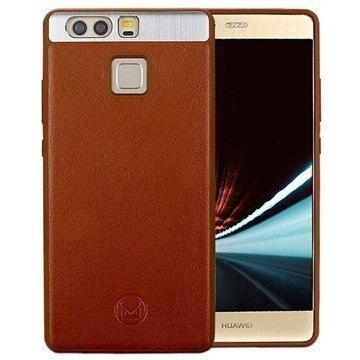 Huawei P9 Kalaideng Halo Case Brown