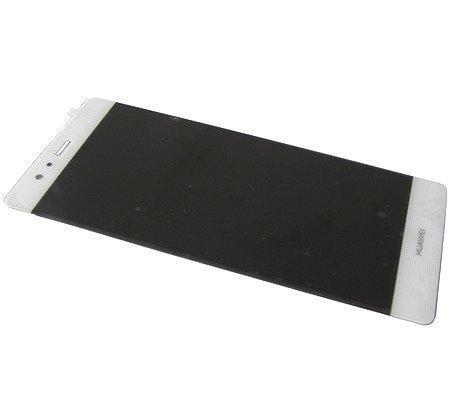 Huawei P9 LCD ja kosketuspaneeli ilman runkoa musta