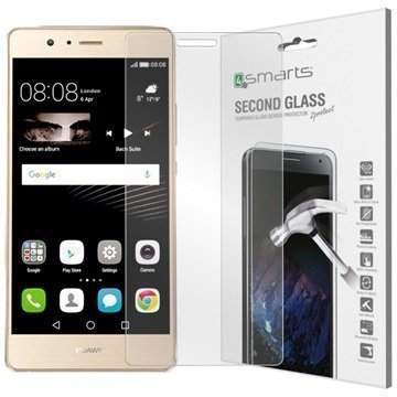 Huawei P9 Lite 4smarts Second Glass Näytönsuoja