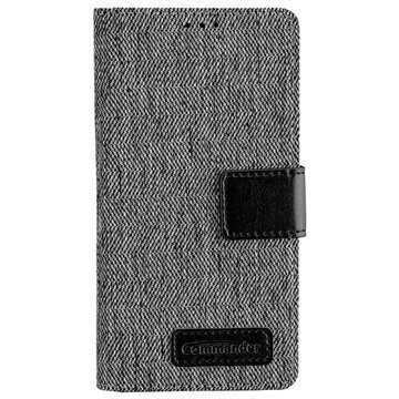 Huawei P9 Lite Commander Book Kuoret Dress Grey