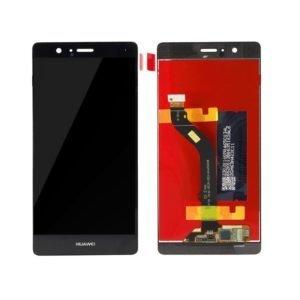 Huawei P9 Lite Mini Näyttö Valkoinen