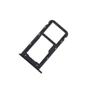 Huawei P9 Lite Mini / Y6 Pro Sim Kelkka Musta