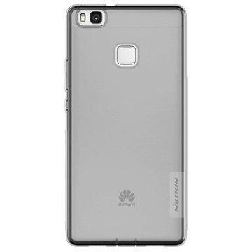 Huawei P9 Lite Nillkin Nature TPU Suojakuori Harmaa