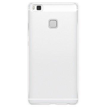 Huawei P9 Lite Puro 0.3 Ultra Slim Nude Silikonikotelo Läpinäkyvä