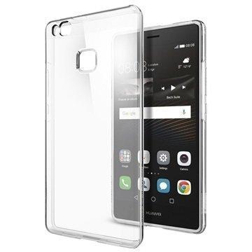 Huawei P9 Lite Spigen Liquid Crystal Kotelo Kirkas