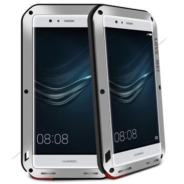 Huawei P9 Love Mei Powerful Suojakuori Hopea