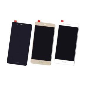 Huawei P9 Näyttö Musta