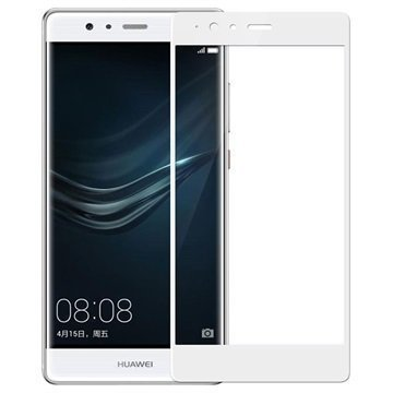 Huawei P9 Plus Nillkin Amazing CP+ Karkaistun Lasin Näytönsuojakalvo Valkoinen