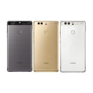 Huawei P9 Plus Takakansi Harmaa