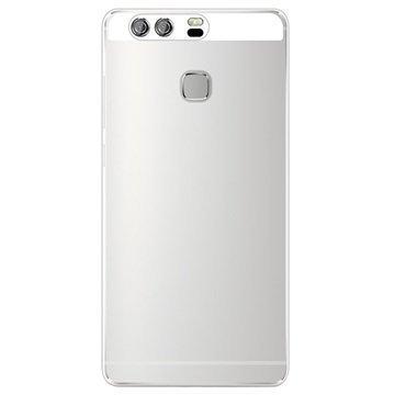 Huawei P9 Puro 0.3 Ultra Slim Silikonikotelo Läpinäkyvä