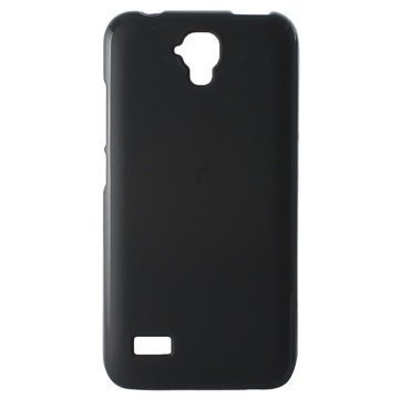 Huawei Y560 Ksix Flex TPU Kotelo Musta